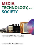 Book cover for 'Media, Technology, and Society'