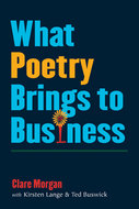 Book cover for 'What Poetry Brings to Business'