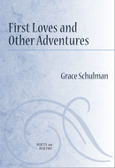Book cover for 'First Loves and Other Adventures'