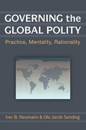 Cover image for 'Governing the Global Polity'