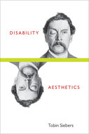 Cover image for 'Disability Aesthetics'