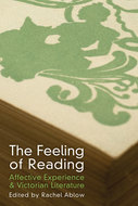 Book cover for 'The Feeling of Reading'