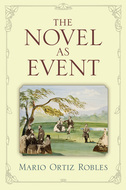 Book cover for 'The Novel as Event'