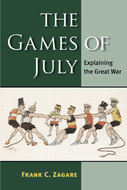 Book cover for 'The Games of July'