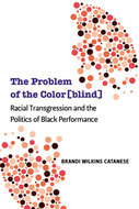 Book cover for 'The Problem of the Color[blind]'