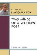Book cover for 'Two Minds of a Western Poet'