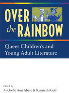 Book cover for 'Over the Rainbow'