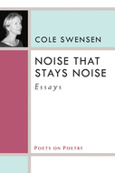 Cover image for 'Noise That Stays Noise'