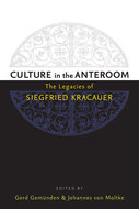 Book cover for 'Culture in the Anteroom'