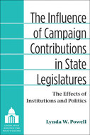 Book cover for 'The Influence of Campaign Contributions in State Legislatures'