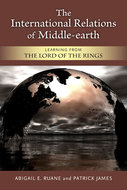 Book cover for 'The International Relations of Middle-earth'
