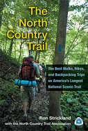 Book cover for 'The North Country Trail'