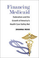 Book cover for 'Financing Medicaid'
