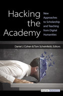 Book cover for 'Hacking the Academy'