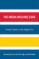 Book cover for 'The Media Welfare State'
