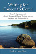 Book cover for 'Waiting for Cancer to Come'
