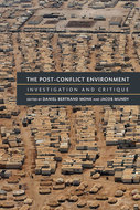 Book cover for 'The Post-Conflict Environment'