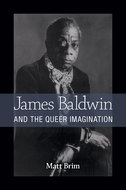 Book cover for 'James Baldwin and the Queer Imagination'