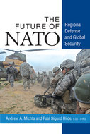 Book cover for 'The Future of NATO'