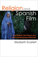 Book cover for 'Religion and Spanish Film'