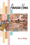 Book cover for 'American Homes'
