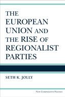 Cover image for 'The European Union and the Rise of Regionalist Parties'