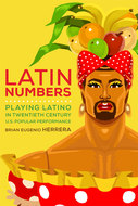 Book cover for 'Latin Numbers'