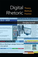 Book cover for 'Digital Rhetoric'