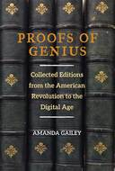 Cover image for 'Proofs of Genius'