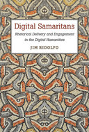 """Digital Samaritans: Rhetorical Delivery and Engagement in the Digital Humanities"" icon"