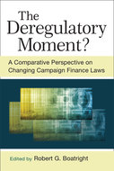 Book cover for 'The Deregulatory Moment?'