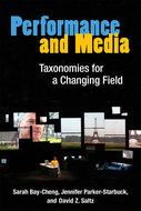 Cover image for 'Performance and Media'