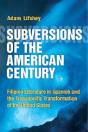Book cover for 'Subversions of the American Century'