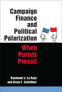 Cover image for 'Campaign Finance and Political Polarization'