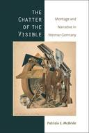 Book cover for 'The Chatter of the Visible'