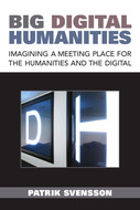 Cover image for 'Big Digital Humanities'
