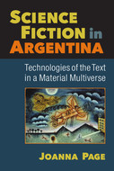 Cover image for 'Science Fiction in Argentina'