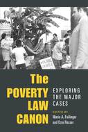 Cover image for 'The Poverty Law Canon'
