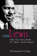 Book cover for 'John Lewis and the Challenge of