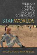 Product cover for 'Star Worlds: Freedom Versus Control in Online Gameworlds'