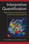 Book cover for 'Interpretive Quantification'