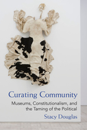 Book cover for 'Curating Community'