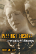 Book cover for 'Passing Illusions'
