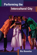 Cover image for 'Performing the Intercultural City'
