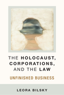 Book cover for 'The Holocaust, Corporations, and the Law'
