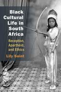 Cover image for 'Black Cultural Life in South Africa'