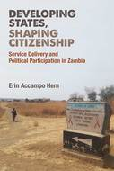 Cover image for 'Developing States, Shaping Citizenship'