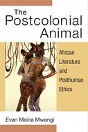 Cover image for 'The Postcolonial Animal'