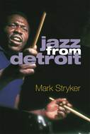 Cover image for 'Jazz from Detroit'