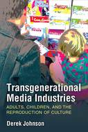 Cover image for 'Transgenerational Media Industries'